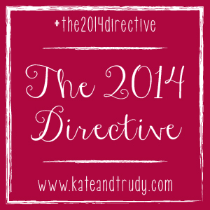 Kate & Trudy The 2014 Directive