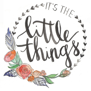 Little Things Linkup