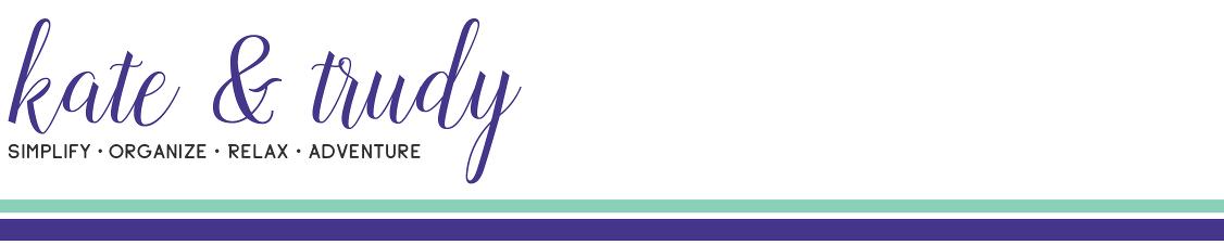 Kate & Trudy logo