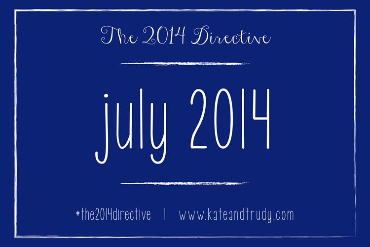 July 2014 Directive